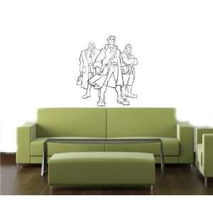 ATLANTIS DISNEY Wall MURAL Vinyl Decal Sticker