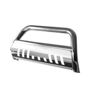 05 07 Jeep Grand Cherokee Chrome Bull Bar Automotive