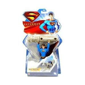 Superman Returns Superman (Wall Busting) Action Figure