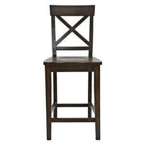 Carolina Chair & Table S350 6324 Hampton X Back Stool
