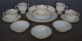 VINTAGE ANCHOR HOCKING FIRE KING SHELL BERRY BOWLS