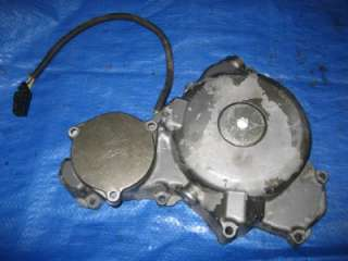 SUZUKI QUADRACER LTR450 STATOR WITH ENGINE SIDE COVER